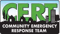 Community Emergency Response Team Patch