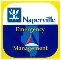 Naperville Emergency Management Agency Logo