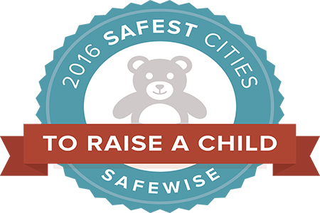 One of the Safest Cities to Raise a Child