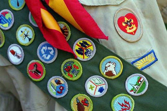 We make it easy to earn your Emergency Preparedness Merit Badge!