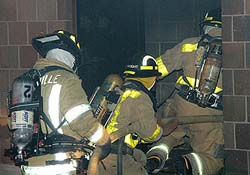 Citizen Fire Academy Photo