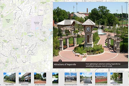 Attractions of Naperville