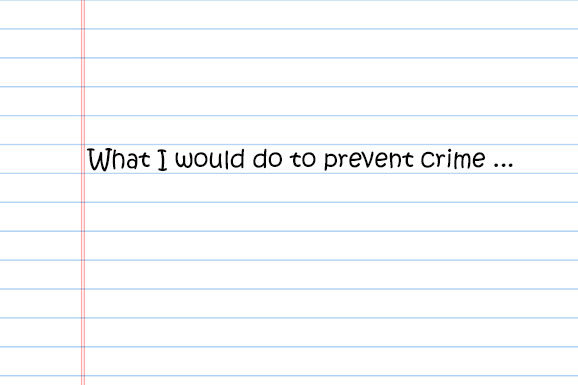 Causes and effects of crime essay