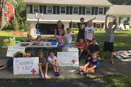 Naperville Responds to Hurricane Relief