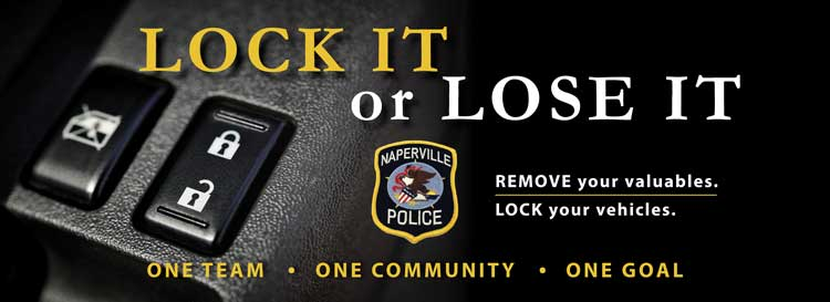 Burglary Prevention The City Of Naperville