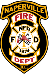 Naperville Fire Department Patch