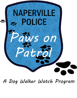 Paws on Patrol logo